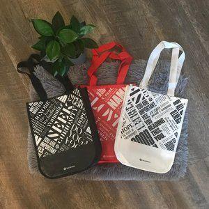 Small Lululemon bags (three)